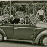 VW-Käfer um 1955