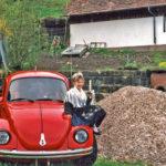 VW-Käfer von Curt Mayer um 1993