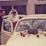 """273 """"Hochzeitskäfer"""" um 1965 von Werner und Inge Korrek in Oberwolfach"""