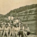 280 Oberwolfacher BDM Mädchen um 1935