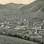 281 AK von 1962 Blick vom Müllerrain auf das Dorf