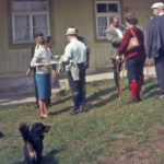 282 Wanderung im Battengott um 1965