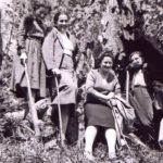 287 Wanderung des Kirchenchores um 1960