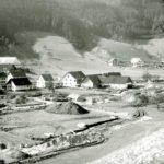 306 Erschließung Mühlengrün um 1980