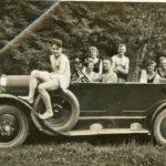 316 Badegesellschaft um 1930 in Wolfach