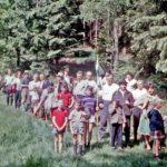 320 Weimpelwanderung um 1965