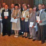 327 Gründungsmitglieder des Schwarzwaldvereins von 1961