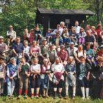 329 Wanderung des Schwarzwaldvereins Oberwolfach nach Gutach Turm