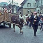 359 Fasnetsumzug um 1960