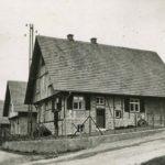 "360 ""Siedlung"" - Rosenstraße um 1960"
