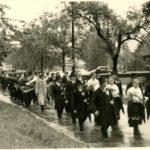 365a Festumzug um 1950