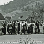 371 Prozession um 1960