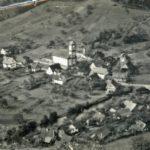 373a Oberwolfach Ortsteil Kirche um 1940