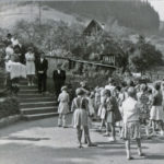 378 Taufe um 1955