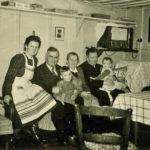 388 Fechtes (Familie Bonath) um 1950