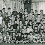 400 Kindergartenkinder an der Walke - Bild von 1966
