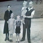 416 Familie Ernst Seifert um 1965