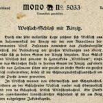 432b Texte zu Wolfach im Prospekt