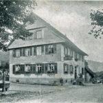 """433 Ak """"Posthörnle"""" um 1930"""