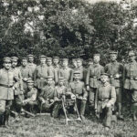 458 Soldat Ludwig Schäfle im Ersten Weltkrieg