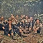 463 Waldarbeiter im Mitteltal