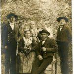 464 Bild von Familie Johannes Herrmann (jetzt Keßler) vom Grünach