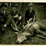 472 Jagdglück im Rankach um 1960