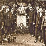 475 Wegefest in der Grangat 1933
