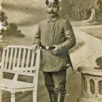 479a Soldat im Ersten Weltkrieg G. Bonath aus dem Kurzenbach