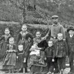 486 Bild aus dem Ersten Weltkrieg mit Familie Wilhelm Armbruster aus Schapbach