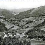 516 AK Luftaufnahme von der Walke um 1955