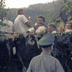 532 Festzug um 1965 mit Erdenbauer und Löchlemayer
