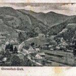 534 Ak Walke vor 1920 noch mit dem Spinnerhof