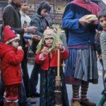 552 Närrisches Brotbacken auf Grünach um 1980
