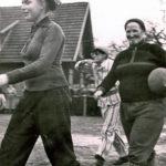 553 Fasnet um 1955 Damenfußball