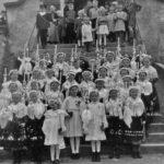 561 Weißer Sonntag in Oberwolfach 1943, d. h. Jahrgang um 1933