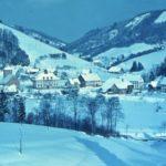 584 Winterbild Walke um 1955