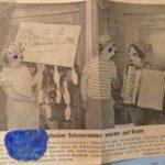 594 Zeitungsbericht Schnurren 1968
