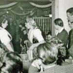 """606 Schnurren um 1965 wohl in """"Drei Königen"""""""