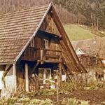 "619 ""Alises"" (Familie Bonath) auf Grünach um 1950"