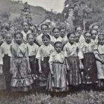 631 Foto von Gisela White aus USA möglicherweise der Jahrgang 1900 ihrer Mutter Rosina Bonath von Wölfles im Frohnbach
