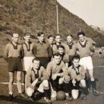 751 FC Wolfach um 1948 mit Meinhard Gebert dritter von links stehend